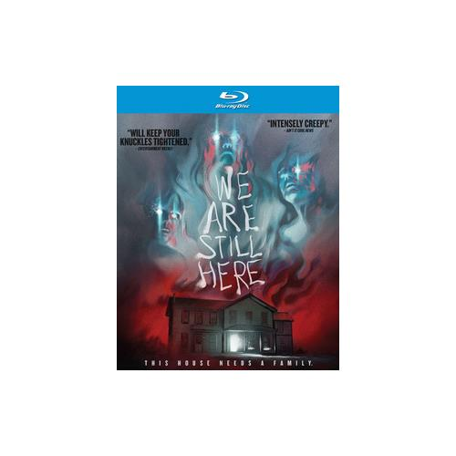 WE ARE STILL HERE (BLU-RAY) 30306195193