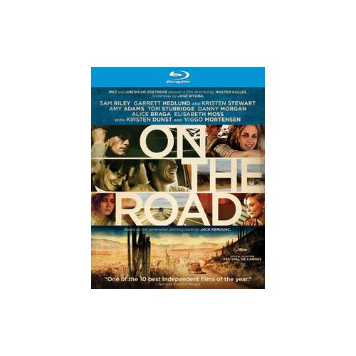 ON THE ROAD (BLU-RAY) 30306190594