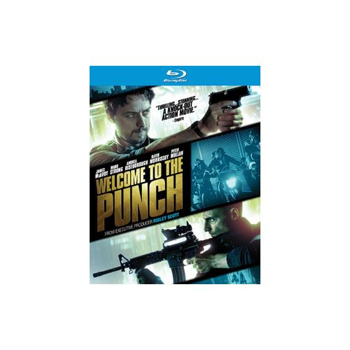 WELCOME TO THE PUNCH (BLU-RAY) 30306190792