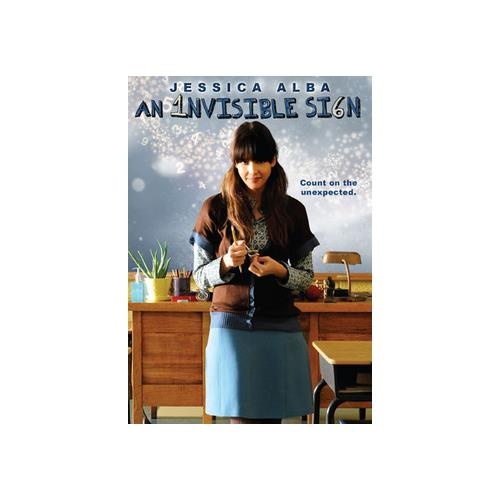 AN INVISIBLE SIGN (DVD) 30306700397