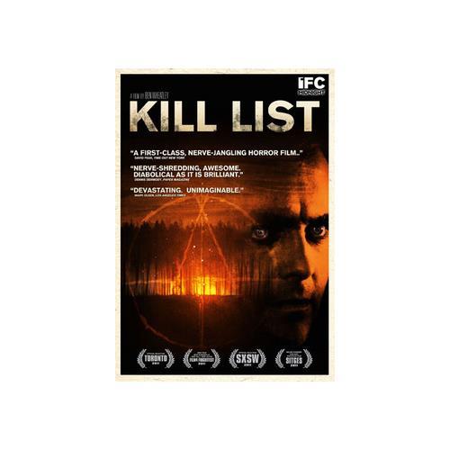 KILL LIST (DVD) 30306956992