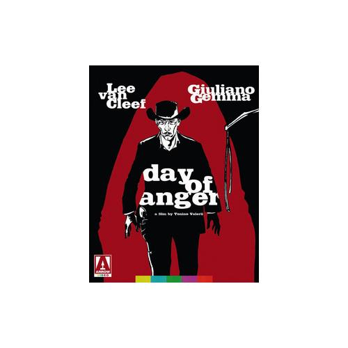 DAY OF ANGER (BLU-RAY/DVD) 760137712190