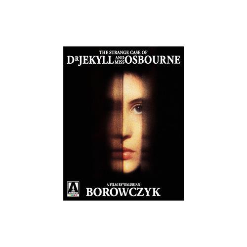 STRANGE CASE OF DR JEKYLL & MISS OSBOURNE (BLU-RAY/DVD) 760137720898