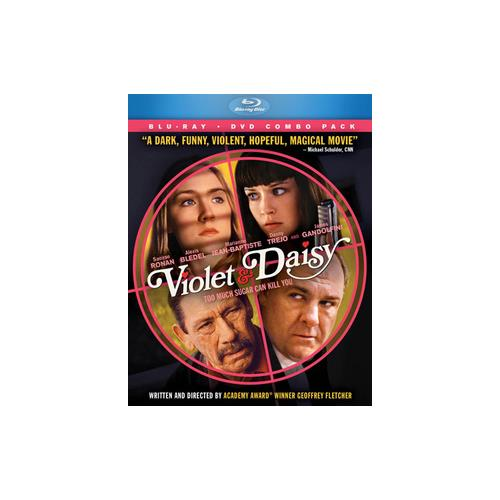 VIOLET & DAISY BLU RAY/DVD COMBO 2PK (2DISCS/WS/2.35:1/DOL DIG 5.1) 25192209994