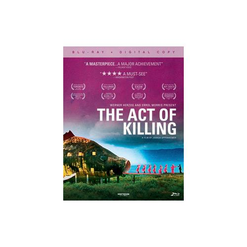 ACT OF KILLING SET (BLU RAY) (2DISCS/WS/INDONESIAN W/ENG) 25192219467