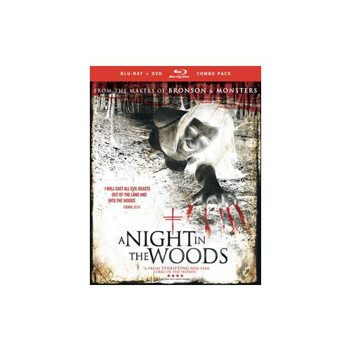 NIGHT IN THE WOODS (BLU RAY/DVD COMBO) (WS/DOL DIG 5.1/2DISCS) 25192219580