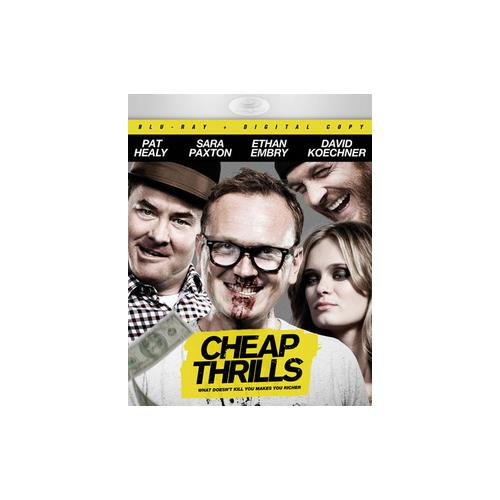 CHEAP THRILLS (BLU RAY) (WS/ENG) 25192232183