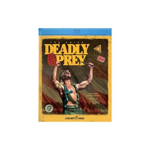 DEADLY PREY (BLU RAY/1.85:1) 887090702003