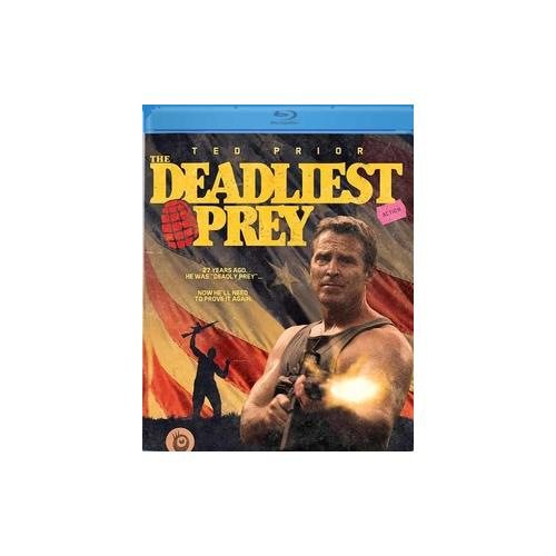 DEADLIEST PREY (BLU RAY) (1.78:1) 887090703109
