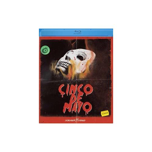 CINCO DE MAYO (BLU RAY) (1.785:1) 887090701808
