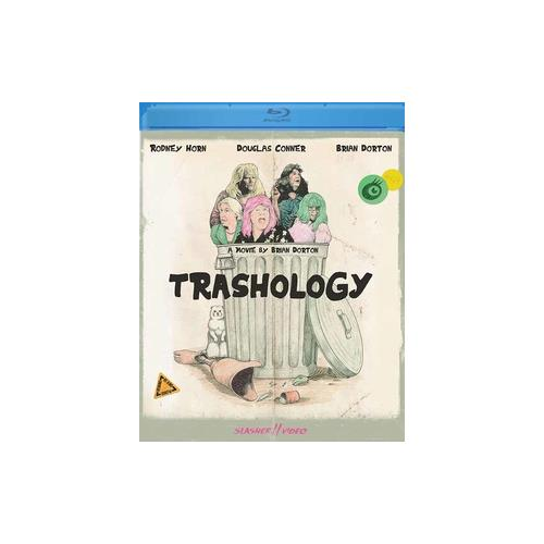 TRASHOLOGY (BLU RAY) (1.78:1) 887090702904