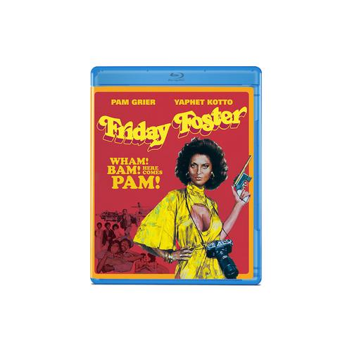 FRIDAY FOSTER (BLU-RAY/1975) 887090101004
