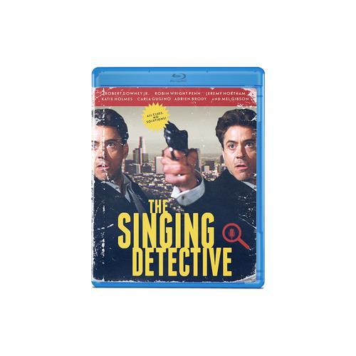 SINGING DETECTIVE (BLU-RAY/GIBSON/RDJ/K HOLMES/A BRODY/2003) 887090105200