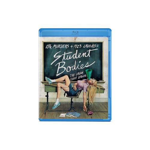 STUDENT BODIES (BLU-RAY/J BELSON/1981) 887090105408