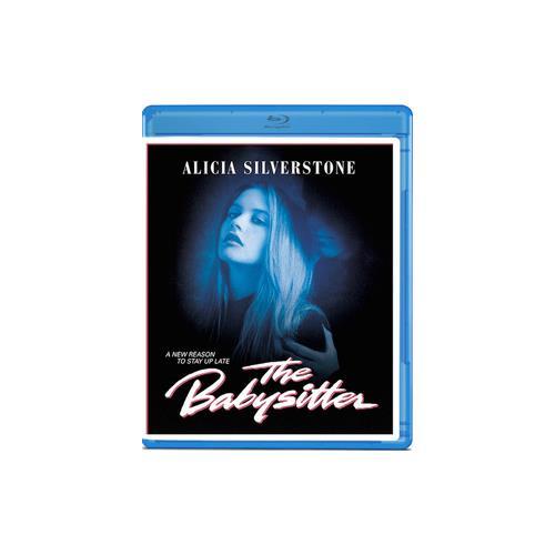BABYSITTER (BLU-RAY/A SILVERSTONE/J LONDON/1995) 887090106207