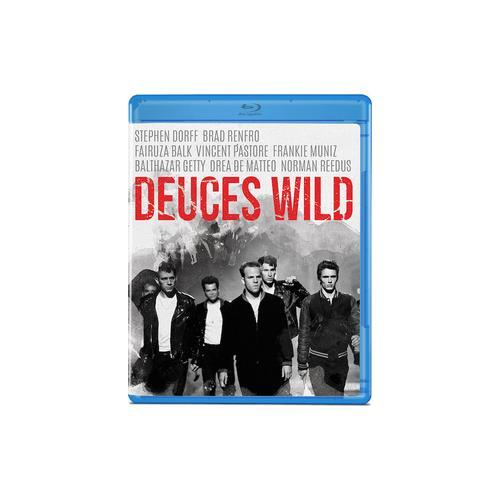 DEUCES WILD (BLU-RAY/DORFF/RENFRO/2002) 887090108409