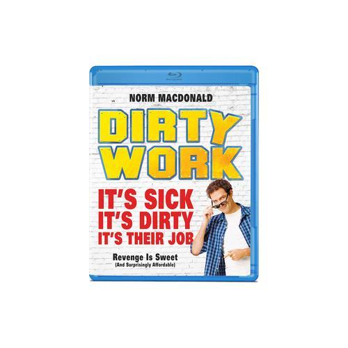 DIRTY WORK (BLU-RAY/MACDONALD/LANGE/RICKLES/1998) 887090108607