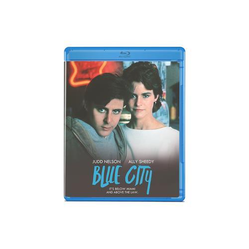 BLUE CITY (BLU RAY) 887090111003