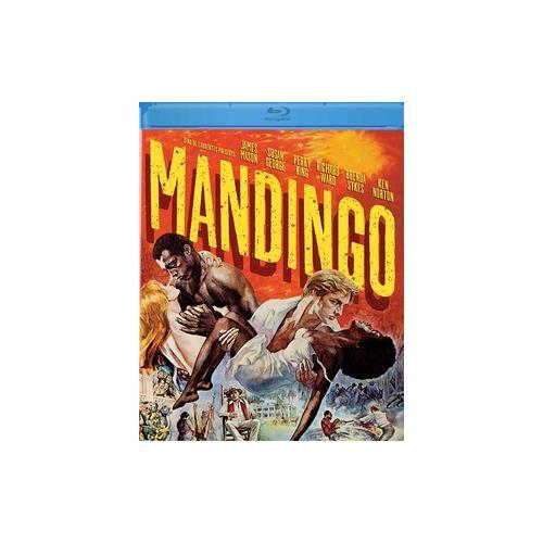 MANDINGO (BLU RAY) 887090111201