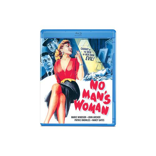 NO MANS WOMAN (BLU RAY) 887090111409