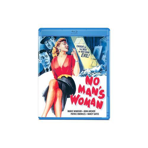 NO MANS WOMAN (BLU RAY) 887090111409