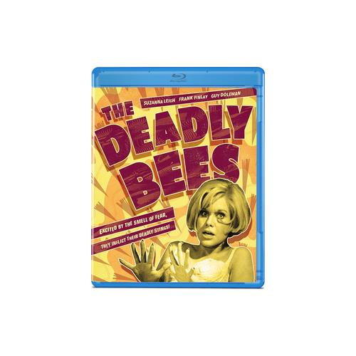 DEADLY BEES (BLU RAY) 887090112000