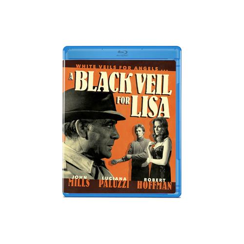 BLACK VEIL FOR LISA (BLU RAY) 887090112406
