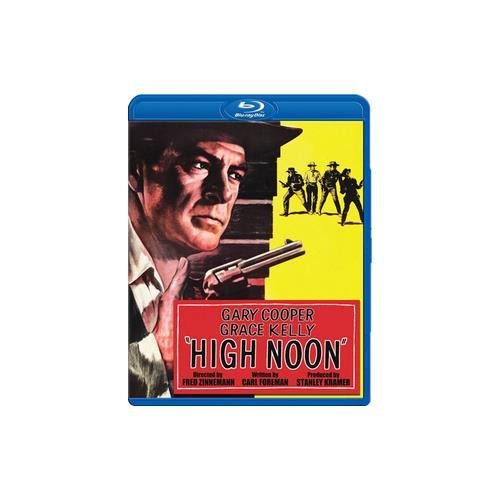 HIGH NOON-60TH ANNIVERSARY EDITION (BLU-RAY/1952) 887090037204