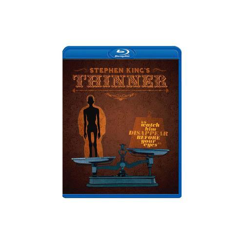 THINNER (1996) (BLU RAY) (STEPHEN KING) 887090046008