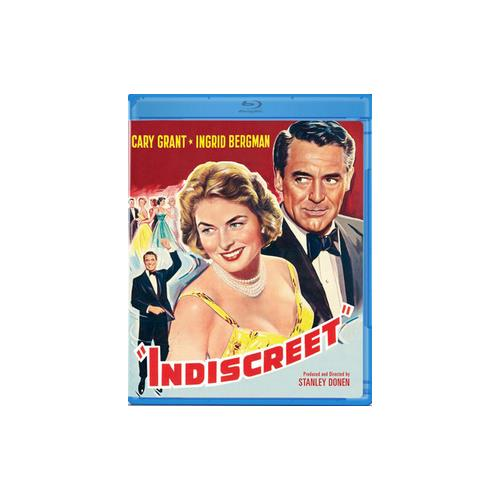 INDISCREET (BLU-RAY/1958/WS)                                  NLA 887090052603