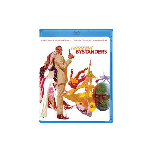 INNOCENT BYSTANDERS (BLU-RAY/1972/WS)                         NLA 887090055802