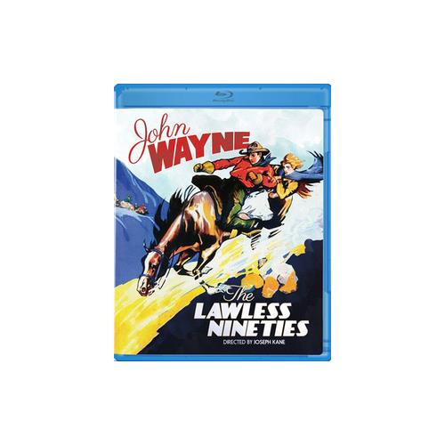 LAWLESS NINETIES (BLU-RAY/1963) 887090057400