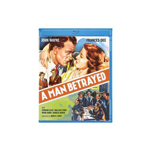 MAN BETRAYED (1941) (BLU RAY)                                 NLA 887090057608