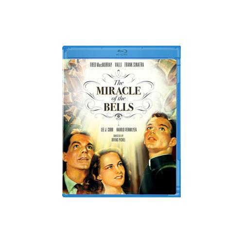 MIRACLE OF THE BELLS (BLU-RAY/1948/SINATRA/MACMURRAY/B&W) 887090063807
