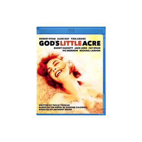GODS LITTLE ACRE (BLU-RAY/1958) 887090064408