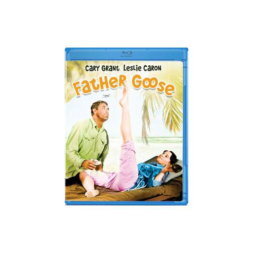 FATHER GOOSE (BLU-RAY/WS/1964) 887090064804