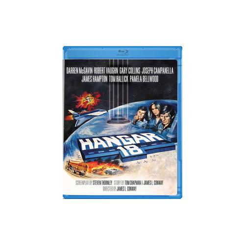 HANGAR 18 (BLU-RAY/1980/WS 1.85)                              NLA 887090067805