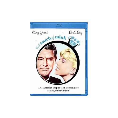 THAT TOUCH OF MINK (BLU-RAY/1962/WS 2.35) 887090068802