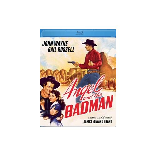 ANGEL & THE BADMAN (1947/BLU-RAY/B&W/1.37) 887090070003