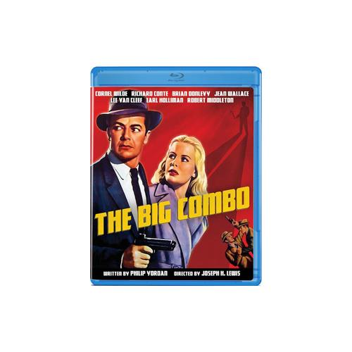 BIG COMBO (BLU-RAY/1955/WS 1.78/16X9/B&W) 887090071406