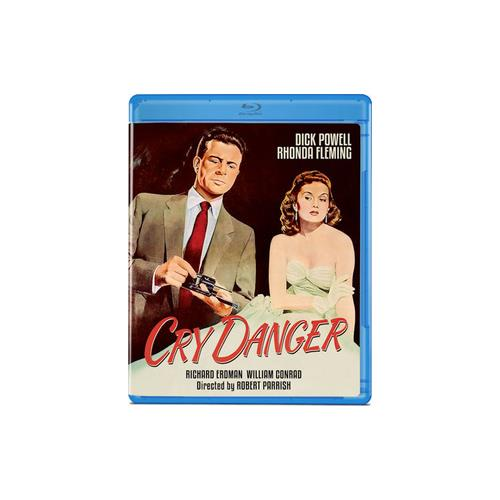 CRY DANGER (BLU RAY) (1951/B&W/16X9/1.37:1) 887090075800