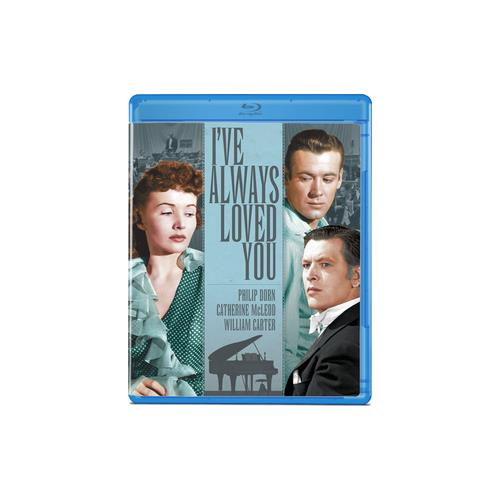 IVE ALWAYS LOVED YOU (BLU-RAY/1946/1.37) 887090078009