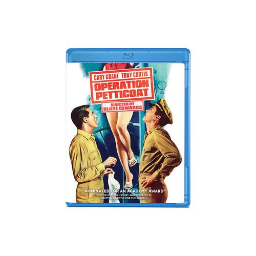 OPERATION PETTICOAT (BLU RAY) (B&W/COLOR) 887090080002