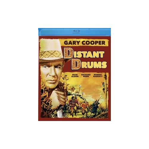 DISTANT DRUMS (BLU-RAY/1951/FF 1.37) 887090081801