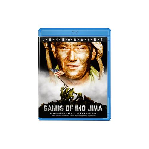 SANDS OF IWO JIMA (BLU-RAY/1949) 887090082006