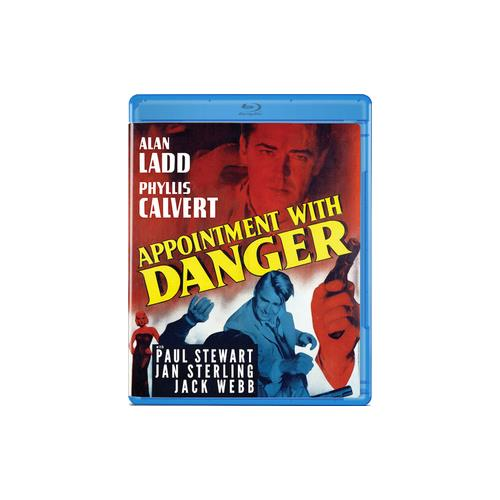 APPOINTMENT WITH DANGER (BLU RAY) 887090086509