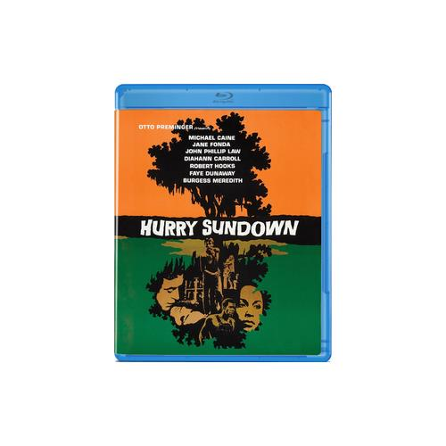 HURRY SUNDOWN (BLU RAY) 887090086905