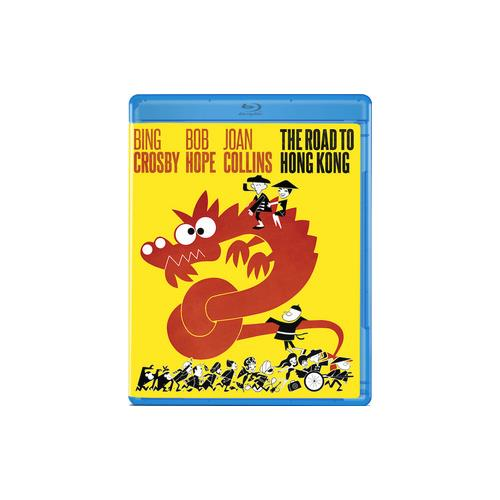 ROAD TO HONG KONG (BLU RAY) 887090091800