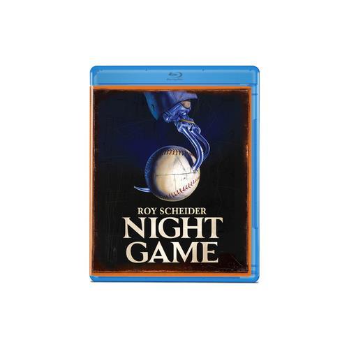 NIGHT GAME (BLU-RAY/SCHEIDER/YOUNG/1989) 887090093804