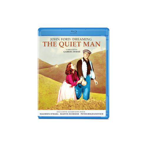 JOHN FORD-DREAMING THE QUIET MAN (BLU RAY) 887090096607